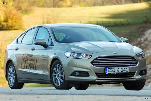 TEST – Ford Mondeo Trend 2.0 TDCi FWD M6 (150)