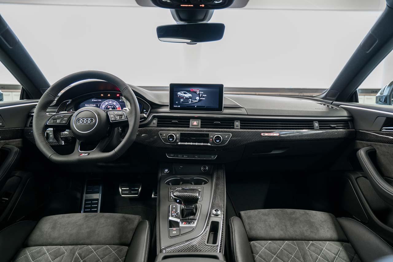 Proauto Posebno Izdanje Modela Audi Rs5 R Kod Abt