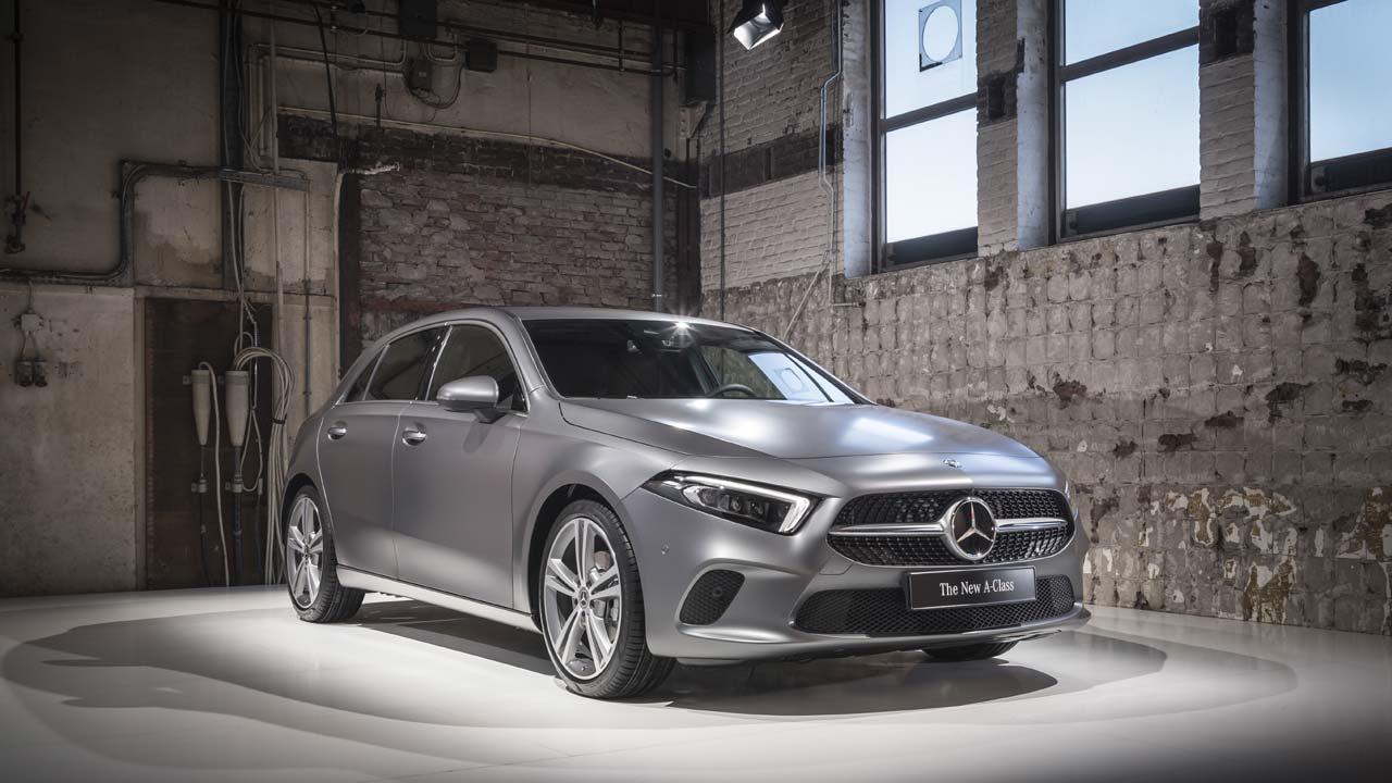 Proauto mercedes benz predstavio novu a klasu galerija for Mercedes benz worldwide