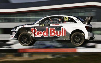 Novi Audi S1 EKS RX quattro nastupa na World RX šampionatu [Galerija]