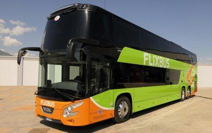 Flota spratnih autobusa VDL Futura FDD2-141 / 510 za italijansku kompaniju Cialone Tour