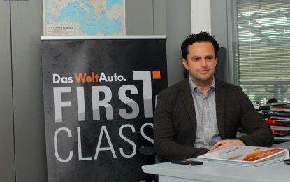 """Kupovina polovnog automobila bez prevara – """"Das WeltAuto"""". O svemu govori Haris Muratović, brend menadžer ove kompanije."""