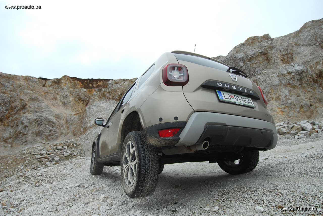 proauto test dacia duster dci 110 edc prestige. Black Bedroom Furniture Sets. Home Design Ideas