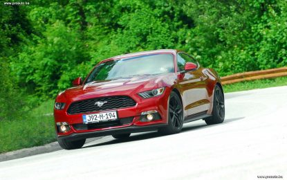 VOZILI SMO – Ford Mustang Fastback 2.3 EcoBoost S6 M6