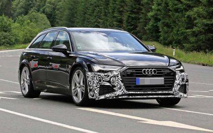 Za nešto više od godinu dana stiže novi Audi RS6 Avant [Galerija]