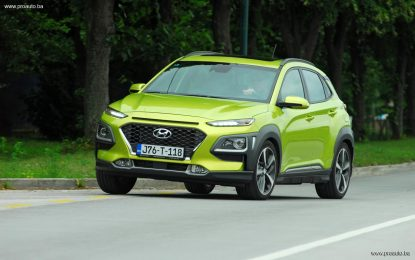 TEST – Hyundai Kona 1.0 T-Gdi 6M/T 2WD Love it