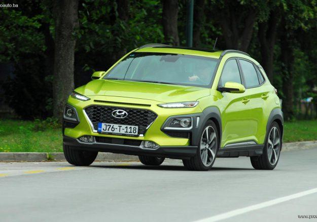 TEST – Hyundai Kona 1.0 T-Gdi 6M/T 2WD Love it