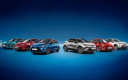 Toyota povećala prodaju hibridnih automobila u Evropi za 23%