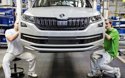 Za samo dvije godine proizvedeno 250.000 primjeraka popularnog velikog SUV-a Škoda Kodiaq
