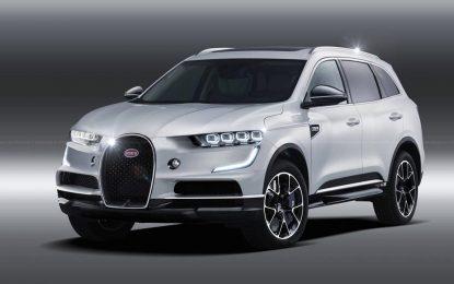 Bugatti razmatra proširenje ponude sa novim SUV-om, najvjerovatnije i sa hibridnim pogonom