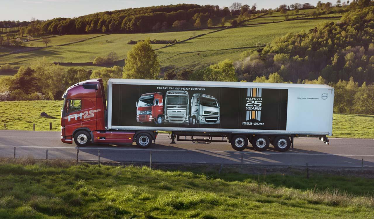 ProAuto - Isporučen milioniti kamion Volvo FH