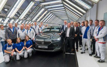 Uporedo sa proizvodnjom Tiguana i Tourana, počinje proizvodnja i Seata Tarraca u Volkswagenovoj tvornici u Wolfsburgu [Galerija i Video]