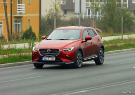 TEST – Mazda CX-3 G121 Revolution FWD M6
