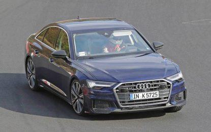 Audi S6 u posljednjoj fazi razvoja snimljen bez kamuflaže