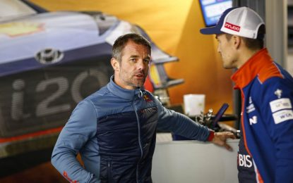 Sébastien Loeb za volanom Hyundaija u FIA WRC šampionatu 2019.