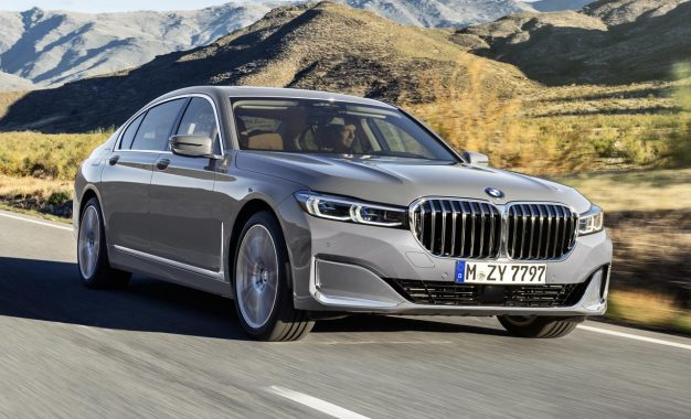BMW obnovio modele serije 7 – facelifting kao nova generacija [Galerija i Video]