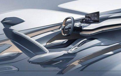 Škoda Vision iV – Pogled u unutrašnjost prije premijere u Ženevi