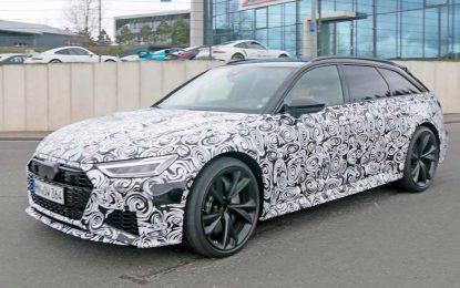 Audi RS6 Avant bi se mogao pojaviti na tržištu krajem godine i to sa 650 KS!