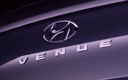 Hyundai Venue – prvo teaser, pa onda… [Video]