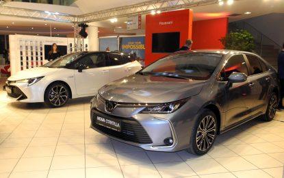 Nova Toyota Corolla zvanično stigla u ovlaštene prodajne salone u BiH [Galerija]