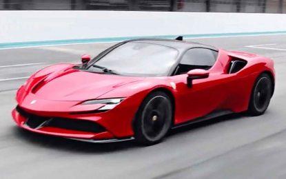 Ferrari SF90 Stradale – najjači Ferrari do sada [Galerijai Video]