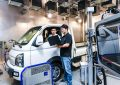 Hyundai Motor Group – kontrola performansi električno pokretanih lakih komercijalnih vozila