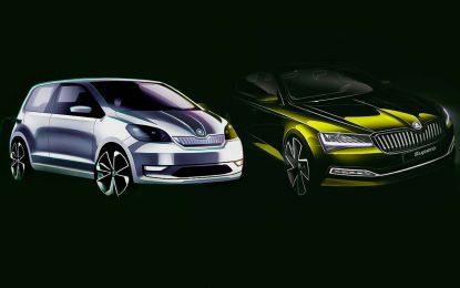 Direktni prenos predstavljanja novih Škoda: Superb i Citigo [Live video]