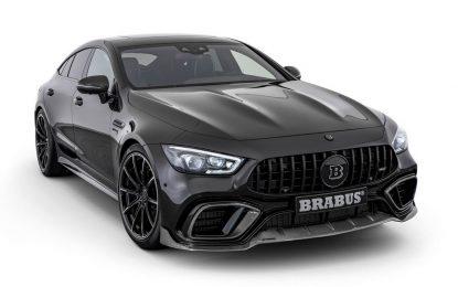 Prerađeni Mercedes-AMG GT 63 S 4Matic+ – Brabus 800 – može li bolje?! [Galerija]