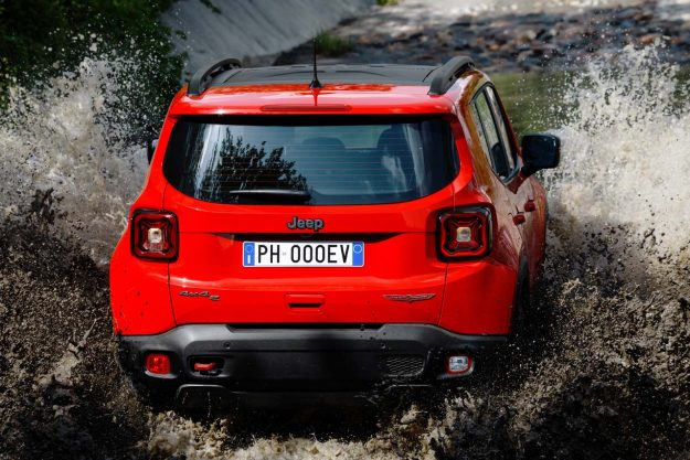 Jeep Renegade Plug-In Hybrid [2019]