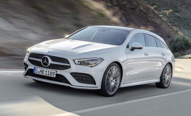 Mercedes-Benz CLA Shooting Brake – isporuka prvih primjeraka u septembru