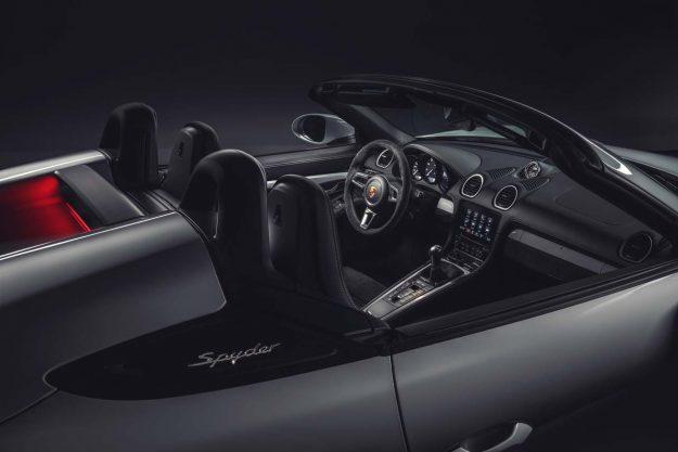 Porsche 718 Spyder [2019]