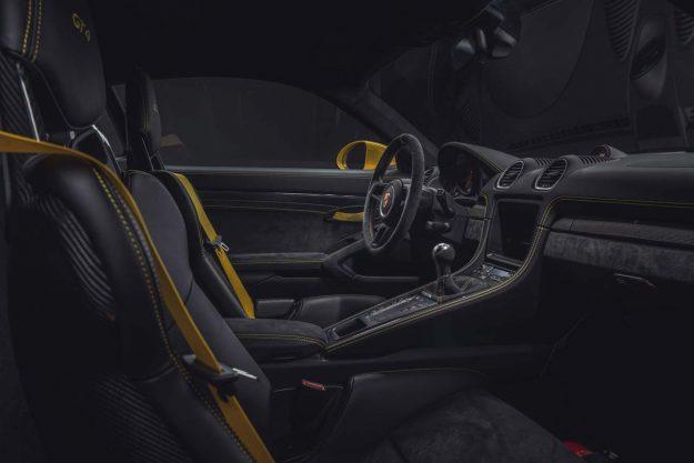 Porsche 718 Cayman GT4 [2019]