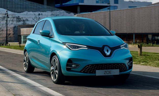 Renault Zoe – predstavljena treća generacija [Galerija i Video]