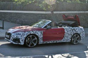 U pripremi već i redizajnirani Audi S5 Cabriolet