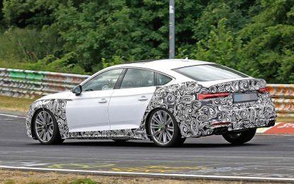 Blagi redizajn za Audi S5 Sportback