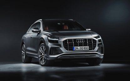 Audi SQ8 sa najmoćnijim evropskim dizelskim motorom [Galerija i Video]