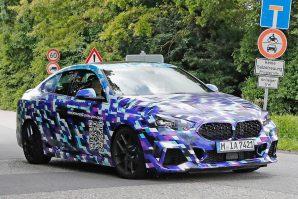 BMW 2 Series Gran Coupe sa zanimljivom kamuflažom