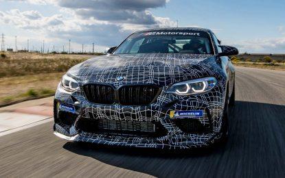 BMW M Motorsport najavljuje osnovne trkaće modele za korisnike [Video]