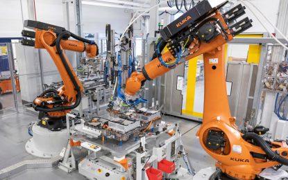 BMW udvostučuje proizvodnju baterija u SAD-u