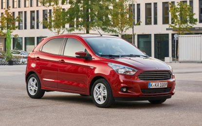 Obustavlja li se uvoz u Evropu najmanjeg Fordovog modela u evropskoj ponudi – Forda Ka+!?