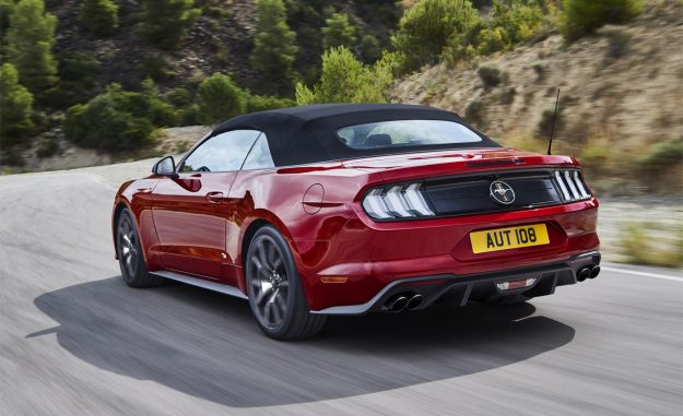 Ford Mustang55 Cabriolet [2019]