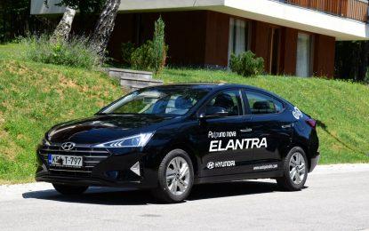 Današnjom prezentacijom u BiH zvanično započela prodaja redizajnirane Hyundai Elantre [Galerija]