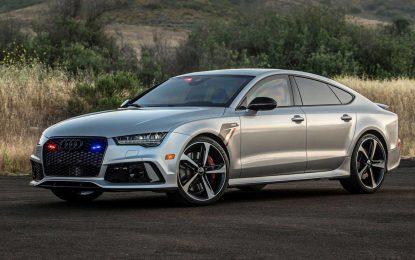 Audi RS7 postao najbrži blindirani automobil na svijetu