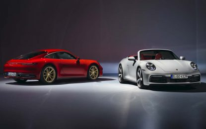 Porsche 911 Carrera Coupe i 911 Carrera Cabriolet – širenje ponude [Galerija]