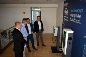 Korištenje punionice za električna vozila u Sarajevu bez ikakve naknade