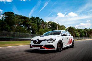 Renault objavio sve detalje za novu verziju Meganea RS Trophy-R [Galerija]