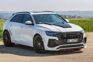 Još atraktivniji Audi Q8, ali pod novim imenom – Lumma CLR 8S [Galerija]
