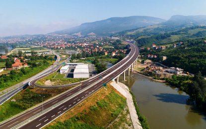 Na koridoru 5c, na izgradnji poddionice autoputa Drivuša – Klopče, završeni svi radovi [Galerija i Video]