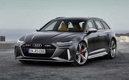 Audi predstavio RS6 Avant četvrte generacije [Galerija i Video]