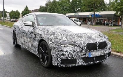 Testni prototip novog BMW 4 Series Coupe već na ulicama Minhena